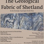Figure 19. TSG lecture evening poster.